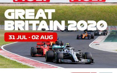 F1 Brit Nagydíj 2020.07.31-2020.08.02.
