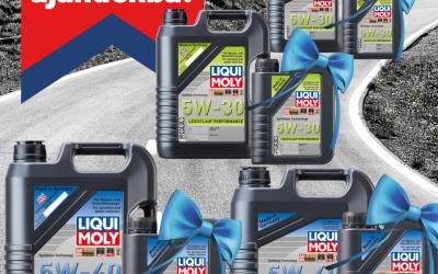 Leichtlauf Performance 5W40 és 5W30 olajokhoz is ajándékba adunk +1 litert
