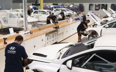 LIQUI MOLY a Hyundai Motorsport Customer Racing hivatalos beszállítója