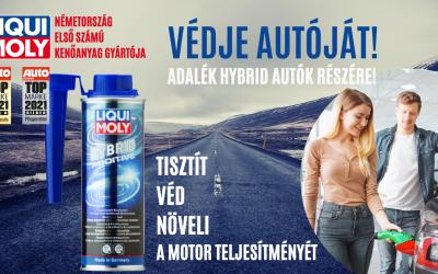 Liqui Moly hybrid adalék